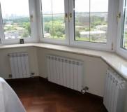 Балкон эркерный 2
