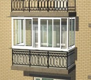 Балкон П1